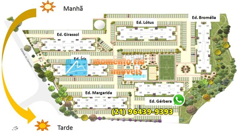 Apartamento À VENDA, BARRA DA TIJUCA, Camorim, Rio de Janeiro, RJ - MRI 4023 - 8