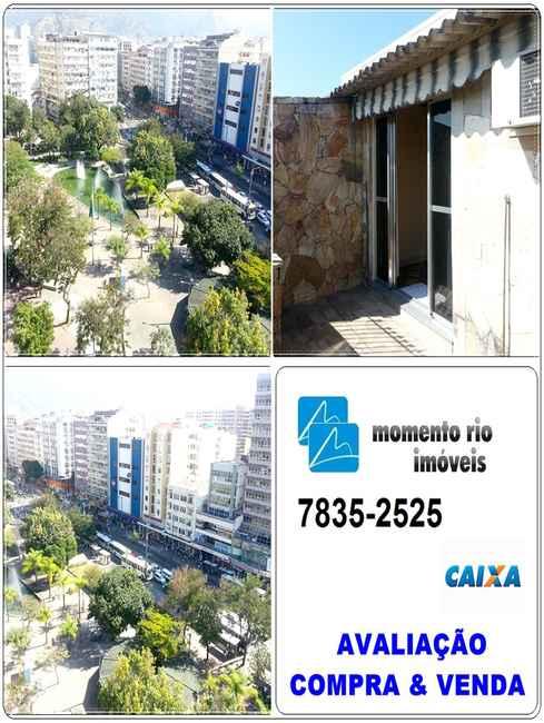 Cobertura À VENDA, Tijuca, Rio de Janeiro, RJ - MRI 1001 - 1