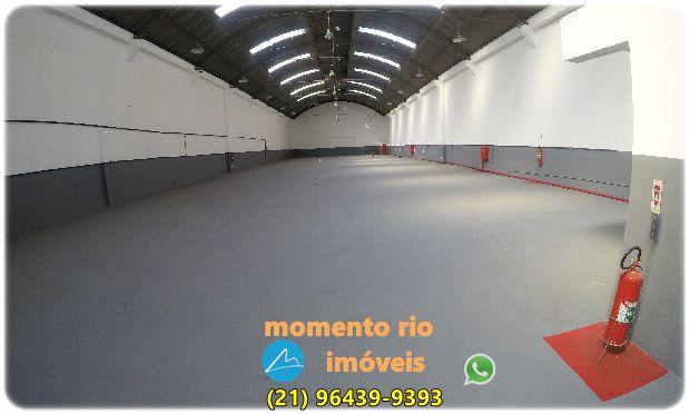 Galpão Para Alugar - Vasco da Gama - Rio de Janeiro - RJ - MRI 7003 - 1