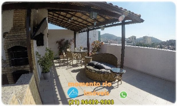 Cobertura À Venda - Pechincha - Rio de Janeiro - RJ - MRI 3061 - 5